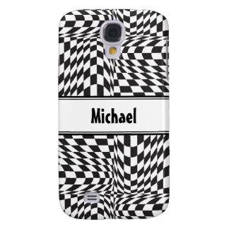Check Twist Galaxy S4 Case