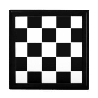 Checker Board Gift Box
