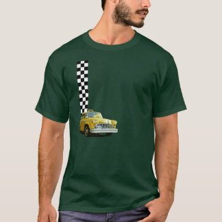 Checker Cab T-Shirt