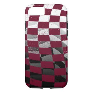 Checker Design iPhone 7 Case