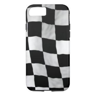 Checker Flag iPhone 7 Case