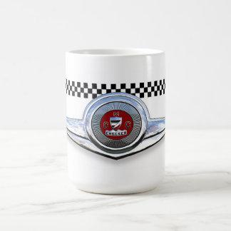 Checker motors Marathon badge Coffee Mug