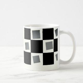 Checker Mug