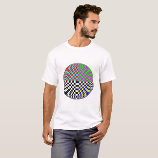 Checker Planet 60gon T-Shirt