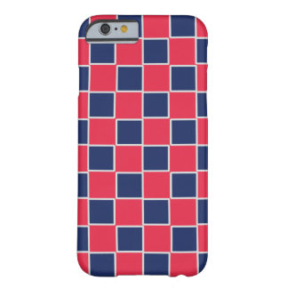 Checker Season Barely There iPhone 6 Case