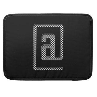 @ checker sleeve for MacBooks