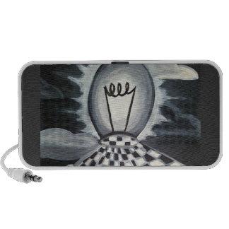 Checkerboard Automaton Speakers