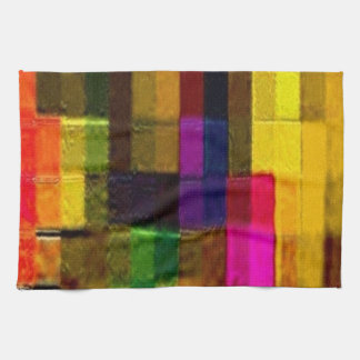 """Checkerboard"" Kitchen Towel"