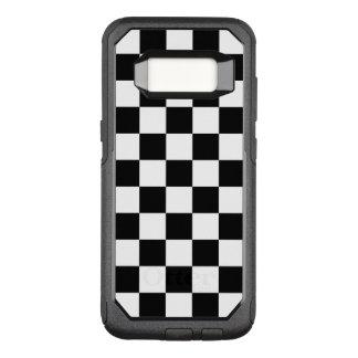 Checkerboard OtterBox Commuter Samsung Galaxy S8 Case