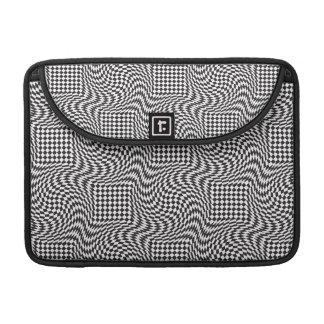 Checkerboard Warp Sleeves For MacBook Pro