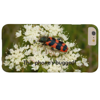 Checkered Beetle Bugged iPhone Case