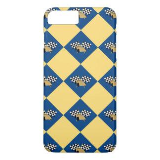 Checkered Derby iPhone 7 Plus Case