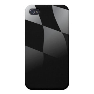 Checkered Flag Fitted Case for Apple iPhone 4 iPhone 4/4S Cases