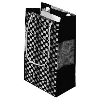 Checkered Flag Gift Bag