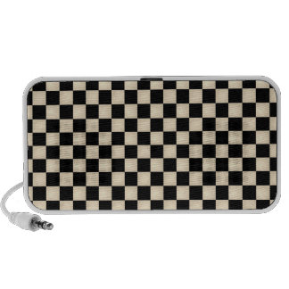 checkered laptop speakers