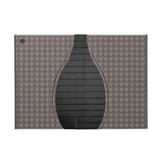 Checkered Leather iPad Mini Cover