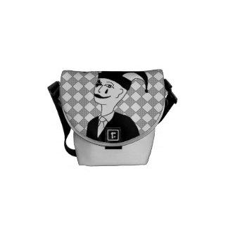 Checkered MTJ Commuter Bags