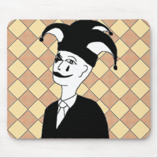 Checkered MTJ Mouse Pad