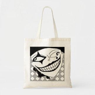 Checkered MTJ Budget Tote Bag