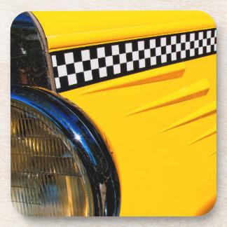 Checkered Past Coaster