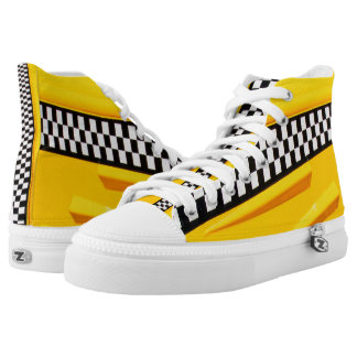 Checkered Past High Tops