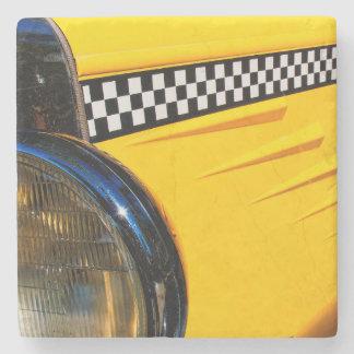Checkered Past Stone Coaster