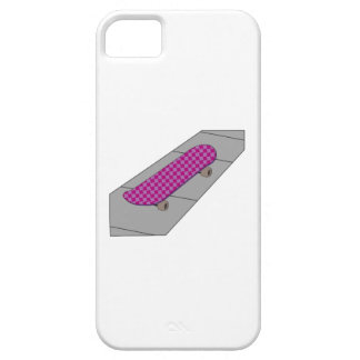 Checkered Skateboard Case For iPhone 5/5S