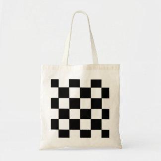 Checkers 2 budget tote bag