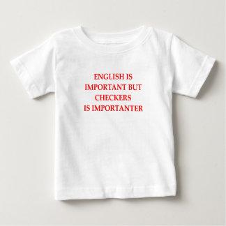 checkers baby T-Shirt