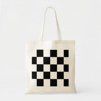 Checkers Budget Tote Bag