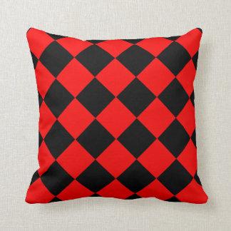 Checkers Cushion
