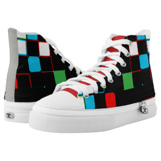 Checkers High Tops