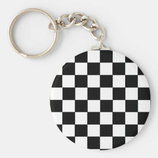 Checkers Keychains