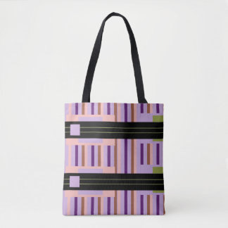 Checkers Off Board Tote Bag