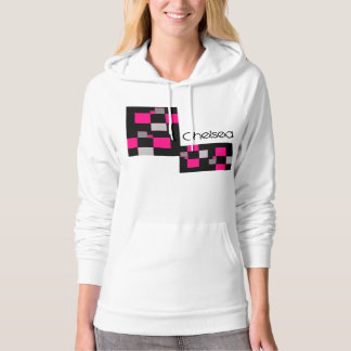 Checkers Remix fashion hoodie or t-shirt