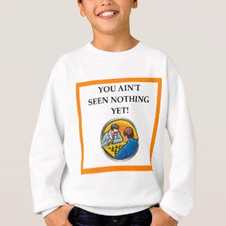 checkers sweatshirt