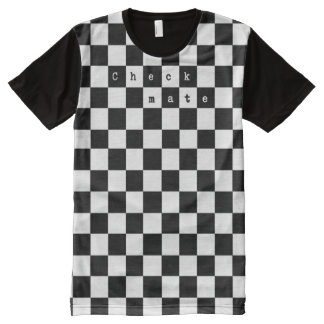 Checkmate All-Over Print T-Shirt