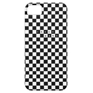 Checkmate iPhone 5 Case