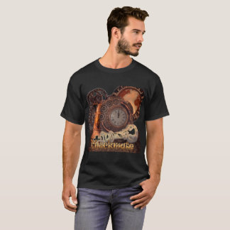 Checkmate Steampunk Tee