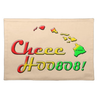 CHEE HOO PLACEMAT