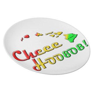 CHEE HOO PLATE