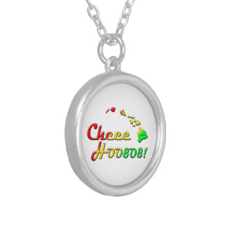 CHEEHOO 808 SILVER PLATED NECKLACE