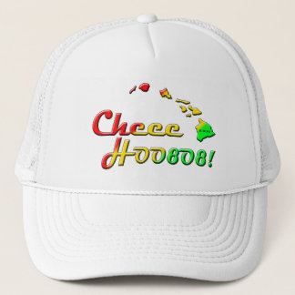 CHEEHOO 808 TRUCKER HAT