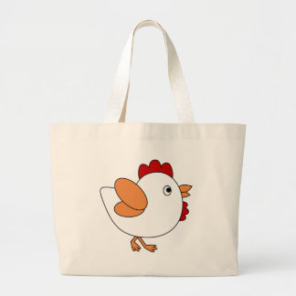 Cheeky Chicken Canvas Bag