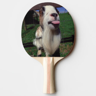 Cheeky Goat Ping Pong Paddle
