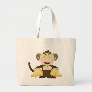 Cheeky Monkey Collection Tote Bag