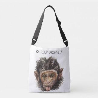 Cheeky Monkey cross body bag