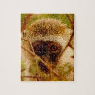 Cheeky Monkey. Jigsaw Puzzle