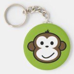 Cheeky Monkey Keychains