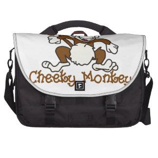 Cheeky Monkey Computer Bag